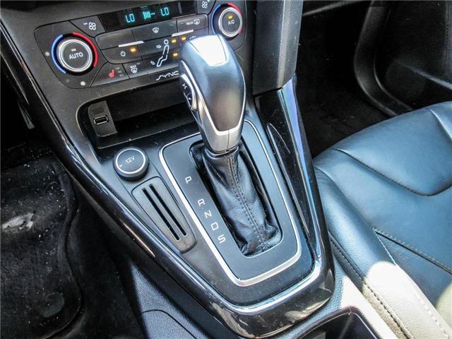 2016 Ford Focus Titanium (Stk: 19672A) in Milton - Image 20 of 22