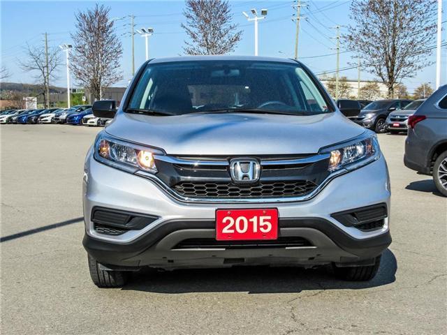 2015 Honda CR-V LX (Stk: 3314) in Milton - Image 2 of 24