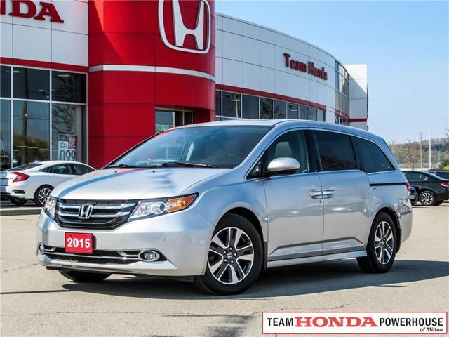 2015 Honda Odyssey Touring (Stk: 3312) in Milton - Image 1 of 25
