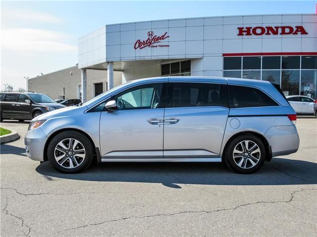 2015 Honda Odyssey Touring (Stk: 3312) in Milton - Image 2 of 25