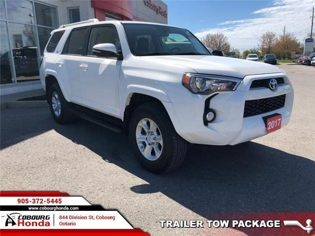 2017 Toyota 4Runner SR5 (Stk: 19261A) in Cobourg - Image 1 of 22