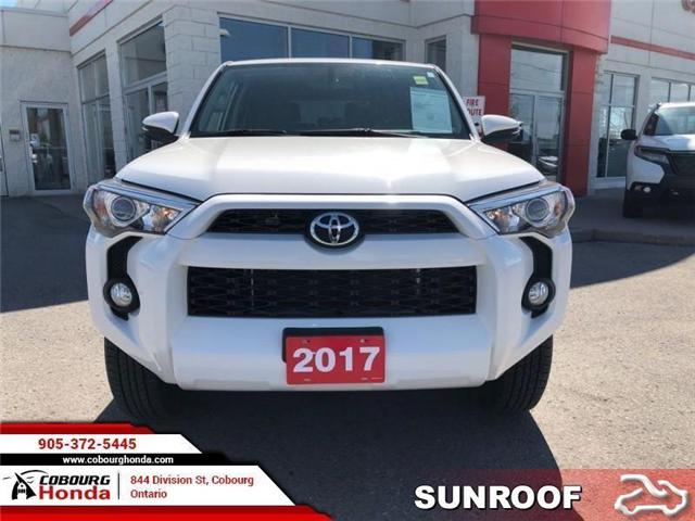 2017 Toyota 4Runner SR5 (Stk: 19261A) in Cobourg - Image 2 of 22