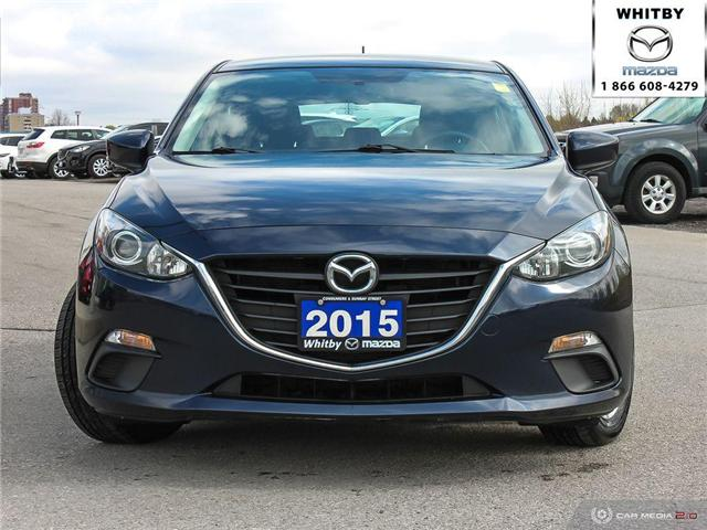 2015 Mazda Mazda3 GX (Stk: 190279A) in Whitby - Image 2 of 27