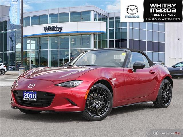2018 Mazda MX-5 50th Anniversary Edition (Stk: P17431) in Whitby - Image 1 of 27