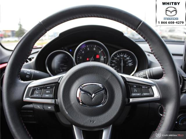 2018 Mazda MX-5 50th Anniversary Edition (Stk: P17431) in Whitby - Image 14 of 27