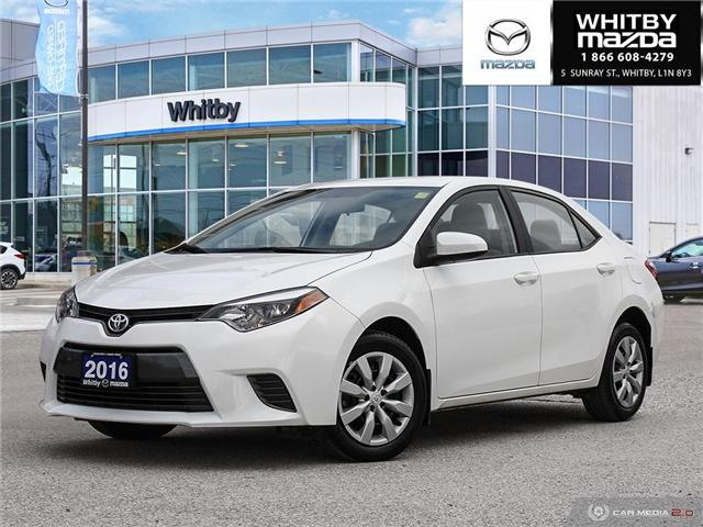 2016 Toyota Corolla  (Stk: 180615C) in Whitby - Image 1 of 27