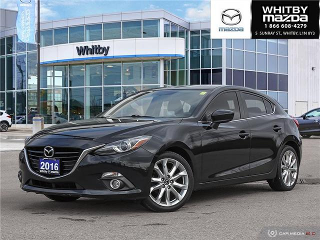 2016 Mazda Mazda3 Sport GT (Stk: 190264A) in Whitby - Image 1 of 27