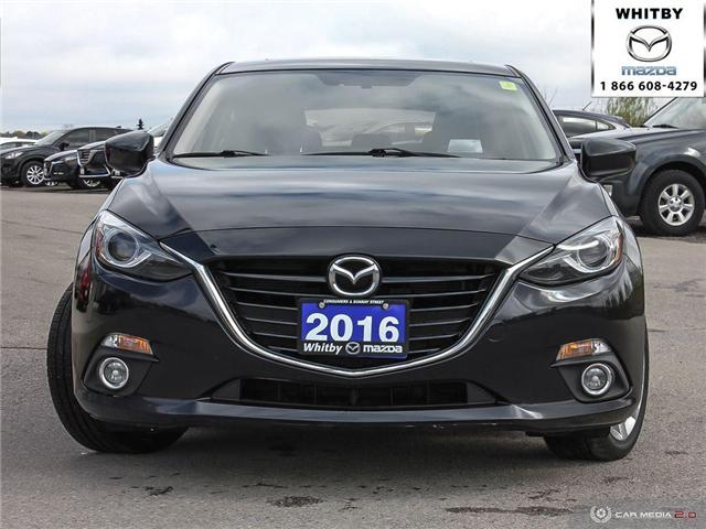 2016 Mazda Mazda3 Sport GT (Stk: 190264A) in Whitby - Image 2 of 27