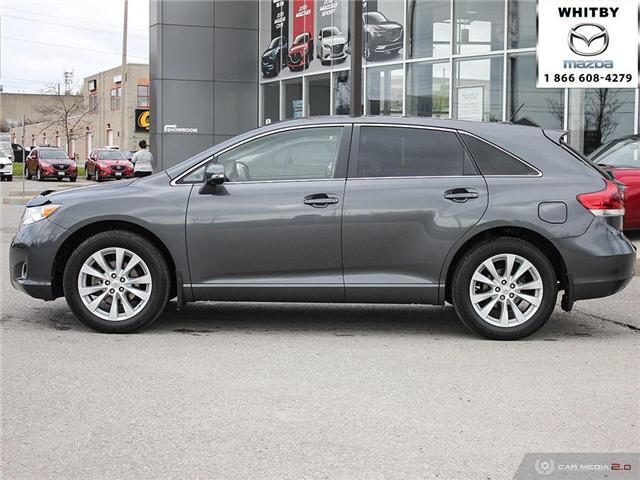 2013 Toyota Venza Base (Stk: 190412A) in Whitby - Image 3 of 27