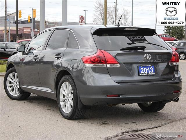 2013 Toyota Venza Base (Stk: 190412A) in Whitby - Image 4 of 27