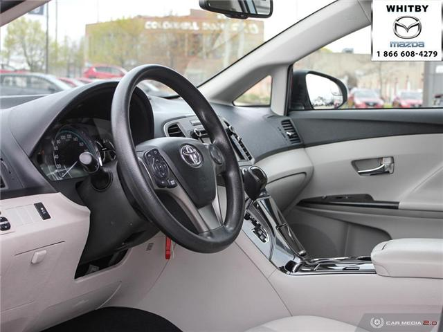2013 Toyota Venza Base (Stk: 190412A) in Whitby - Image 13 of 27