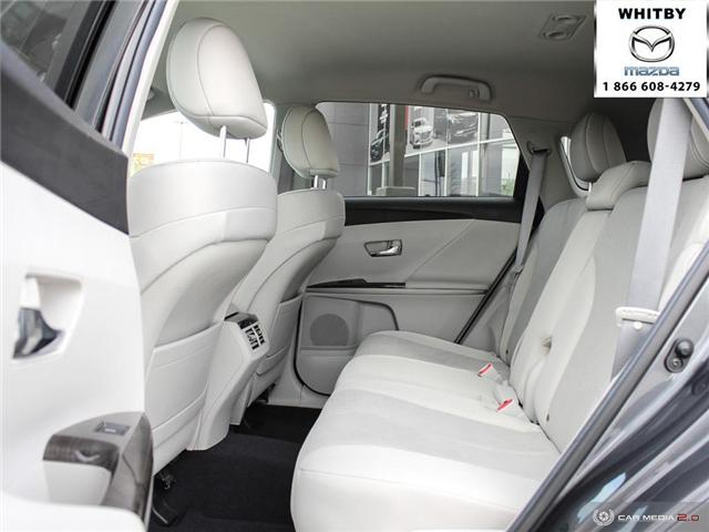 2013 Toyota Venza Base (Stk: 190412A) in Whitby - Image 25 of 27