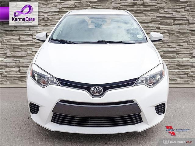 2015 Toyota Corolla CE (Stk: 15S1659) in Edmonton - Image 2 of 26