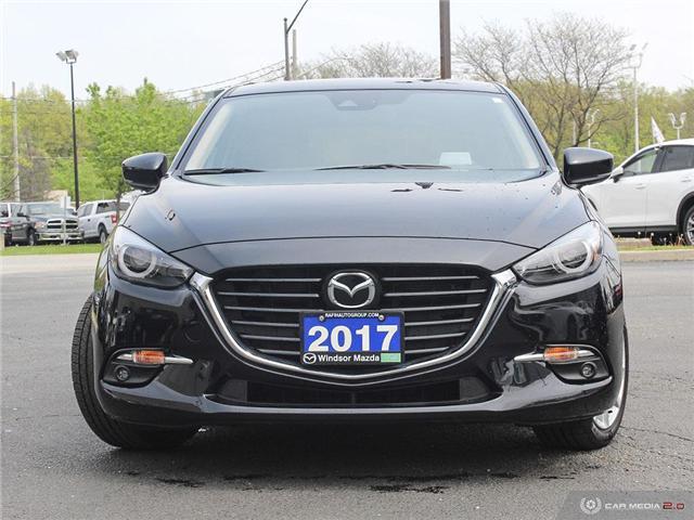 2017 Mazda Mazda3 GT (Stk: PR5323) in Windsor - Image 2 of 27