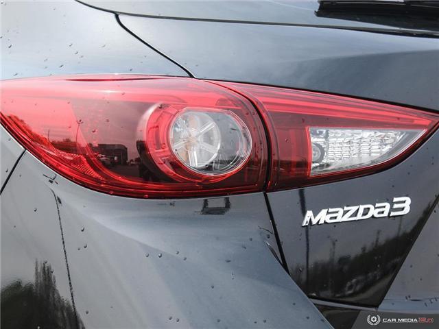2017 Mazda Mazda3 GT (Stk: PR5323) in Windsor - Image 12 of 27