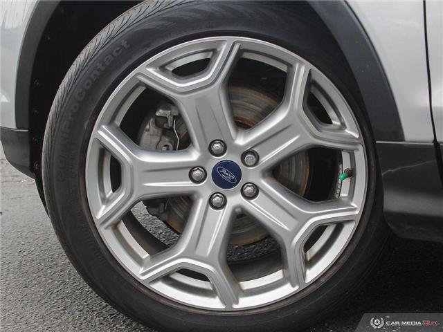 2017 Ford Escape Titanium (Stk: PR1756) in Windsor - Image 6 of 27
