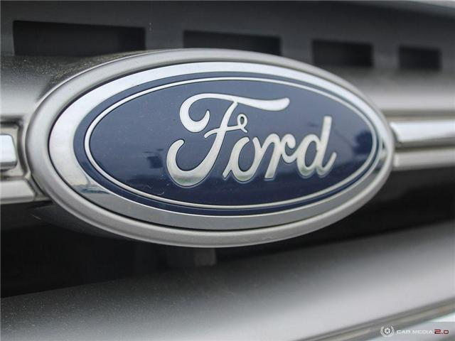 2017 Ford Escape Titanium (Stk: PR1756) in Windsor - Image 9 of 27