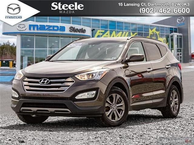 2013 Hyundai Santa Fe Sport  (Stk: 174125A) in Dartmouth - Image 1 of 27