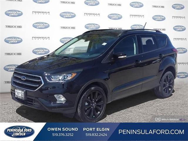 2019 Ford Escape Titanium (Stk: 19ES12) in Owen Sound - Image 1 of 24