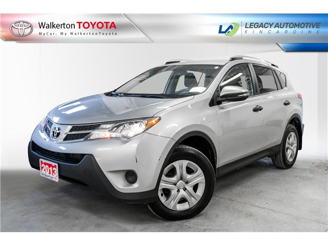 2013 Toyota RAV4 LE (Stk: 19228A) in Walkerton - Image 1 of 18