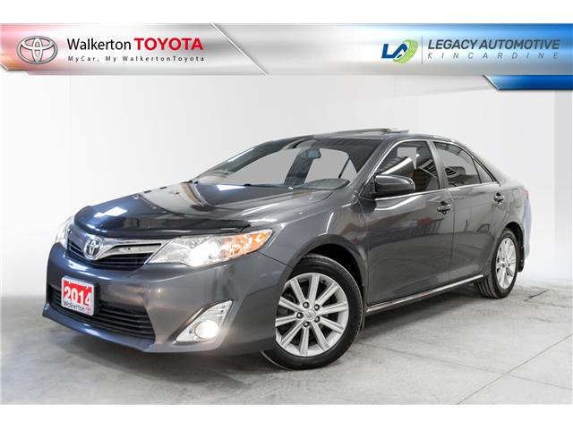 2014 Toyota Camry XLE (Stk: 19193A) in Walkerton - Image 1 of 23