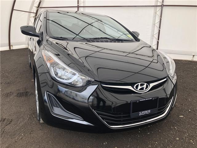 2016 Hyundai Elantra GL (Stk: 15836AZ) in Thunder Bay - Image 1 of 17