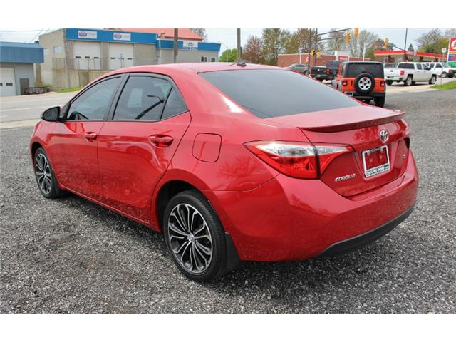 2014 Toyota Corolla S (Stk: D0081) in Leamington - Image 5 of 28