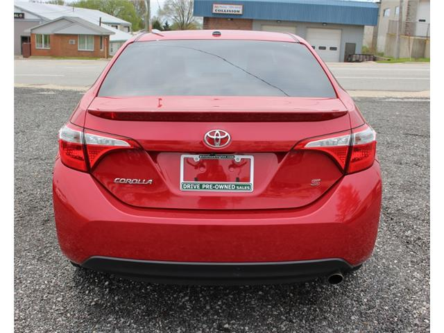 2014 Toyota Corolla S (Stk: D0081) in Leamington - Image 6 of 28