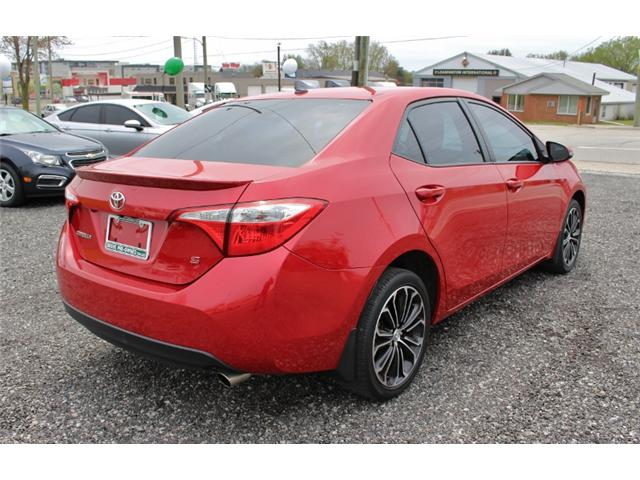 2014 Toyota Corolla S (Stk: D0081) in Leamington - Image 7 of 28