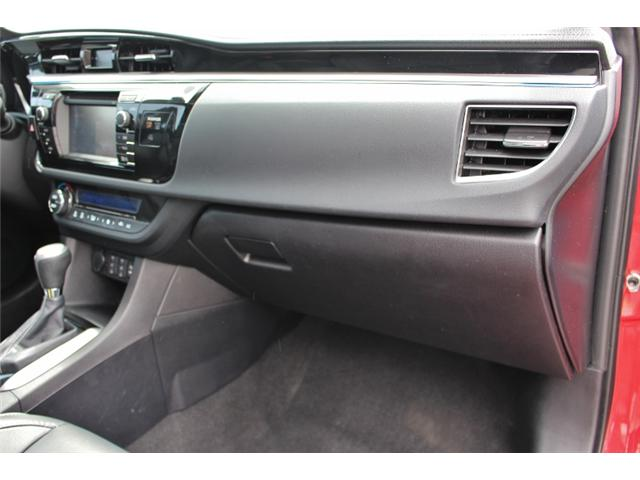 2014 Toyota Corolla S (Stk: D0081) in Leamington - Image 11 of 28
