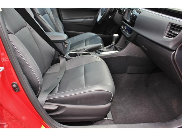 2014 Toyota Corolla S (Stk: D0081) in Leamington - Image 16 of 28