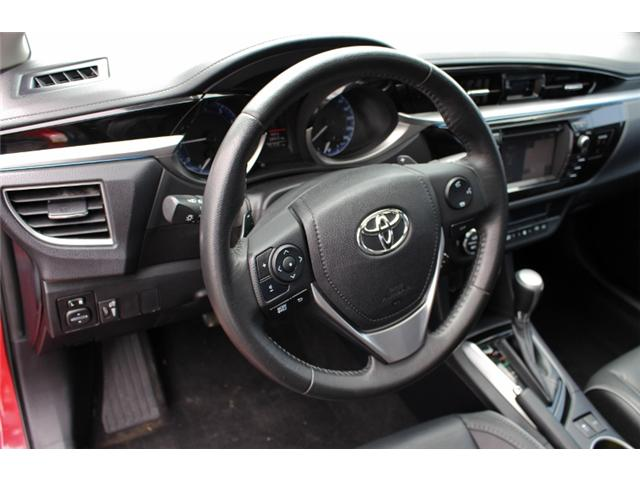 2014 Toyota Corolla S (Stk: D0081) in Leamington - Image 9 of 28