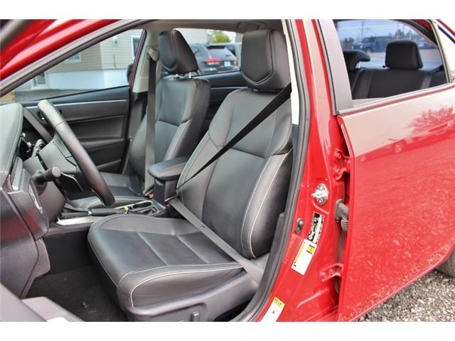 2014 Toyota Corolla S (Stk: D0081) in Leamington - Image 13 of 28