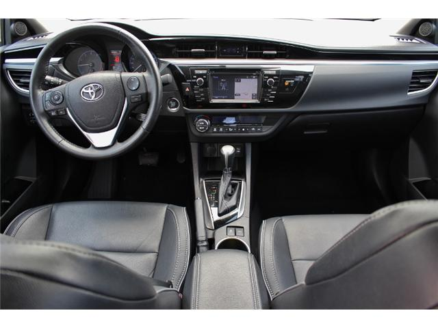 2014 Toyota Corolla S (Stk: D0081) in Leamington - Image 10 of 28