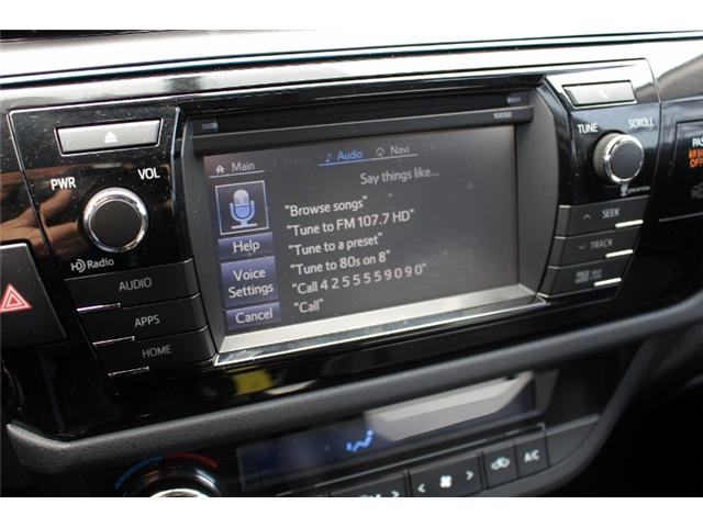 2014 Toyota Corolla S (Stk: D0081) in Leamington - Image 26 of 28