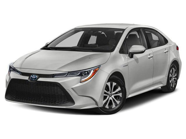 2020 Toyota Corolla Hybrid Base (Stk: 2020053) in Calgary - Image 1 of 9