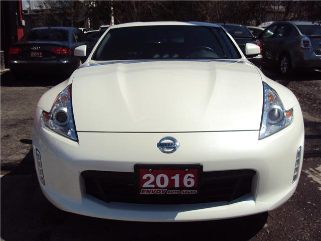 2016 Nissan 370Z Base (Stk: ) in Ottawa - Image 2 of 21