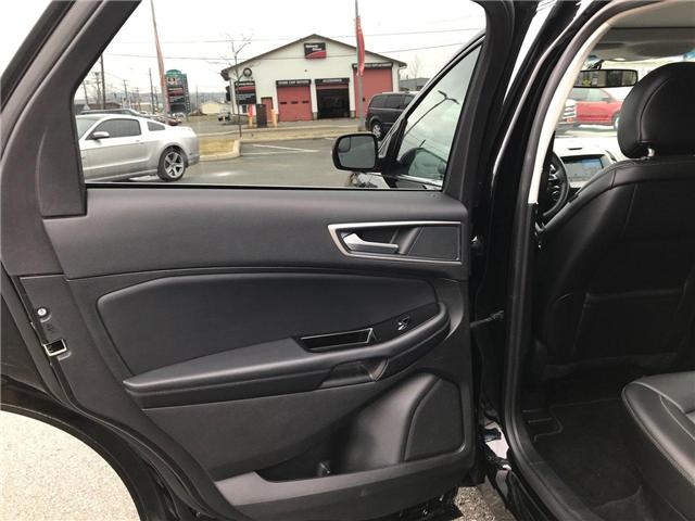 2018 Ford Edge SEL (Stk: PB91288) in Saint John - Image 32 of 39