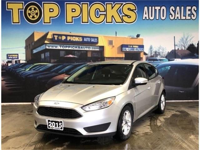 2015 Ford Focus SE (Stk: 377202) in NORTH BAY - Image 1 of 21