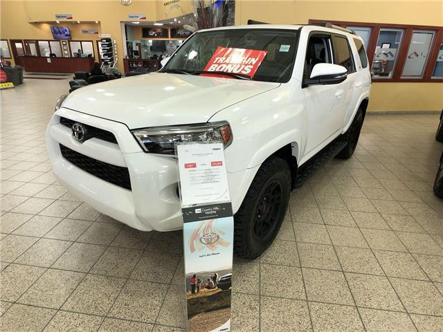2019 Toyota 4Runner SR5 (Stk: 2900556) in Calgary - Image 1 of 17