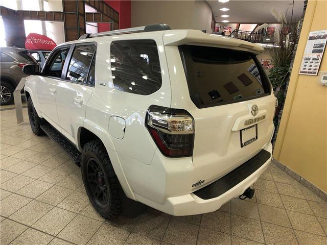 2019 Toyota 4Runner SR5 (Stk: 2900556) in Calgary - Image 3 of 17
