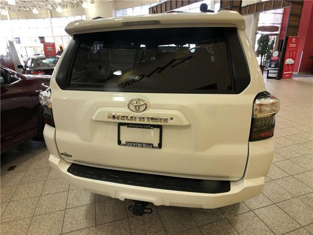 2019 Toyota 4Runner SR5 (Stk: 2900556) in Calgary - Image 4 of 17