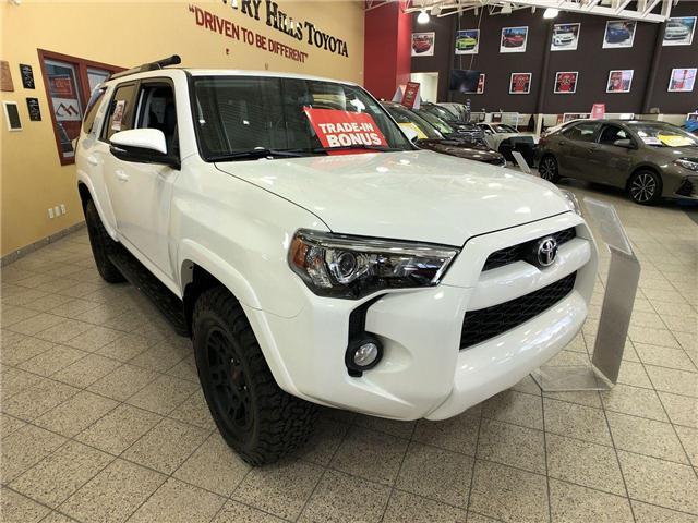 2019 Toyota 4Runner SR5 (Stk: 2900556) in Calgary - Image 5 of 17