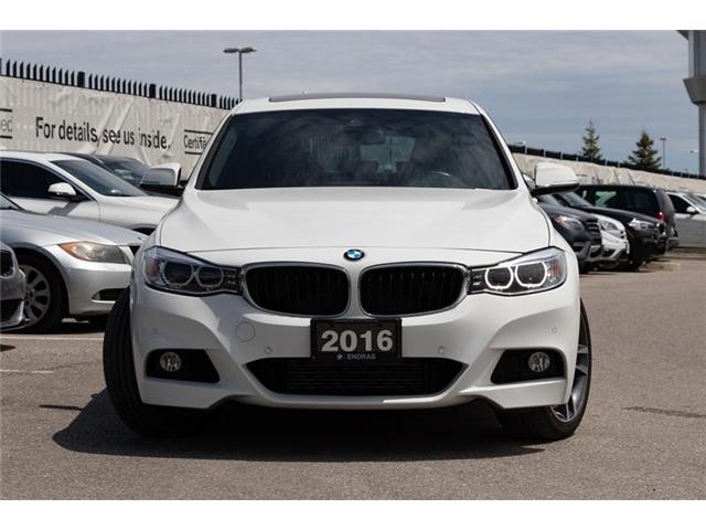 2016 BMW 335i xDrive Gran Turismo (Stk: 35301A) in Ajax - Image 2 of 22