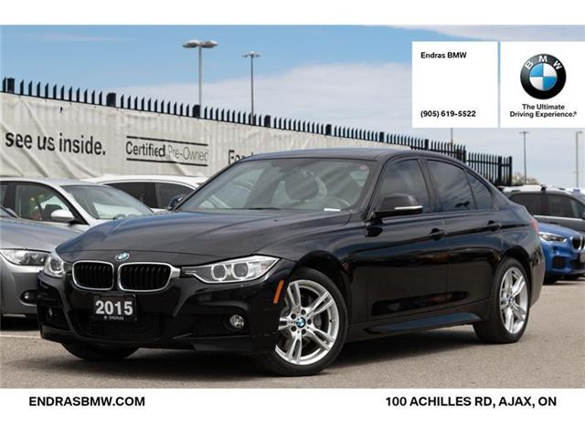 2015 BMW 328i xDrive (Stk: P5837) in Ajax - Image 1 of 22