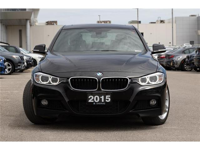 2015 BMW 328i xDrive (Stk: P5837) in Ajax - Image 2 of 22
