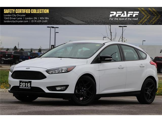 2016 Ford Focus SE (Stk: LU8618) in London - Image 1 of 20
