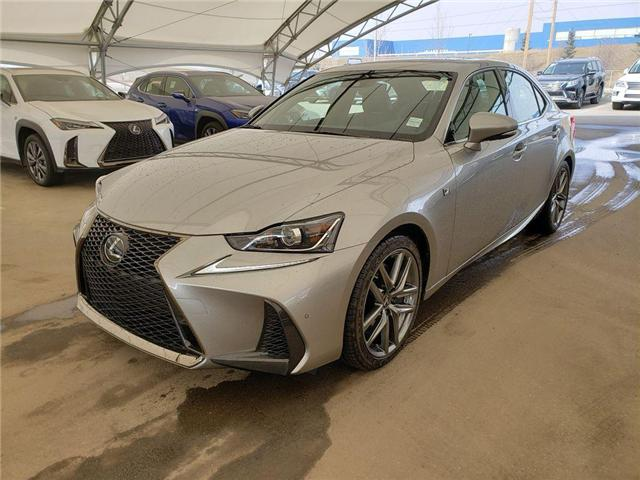 2019 Lexus IS 300 Base (Stk: L19410) in Calgary - Image 2 of 5