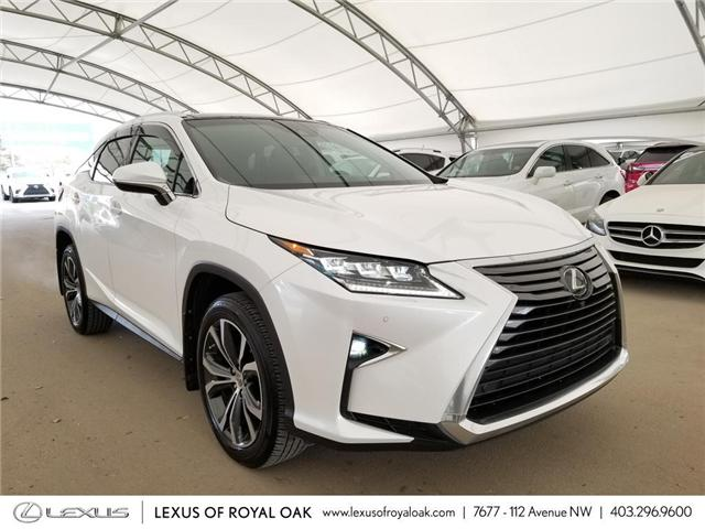 2019 Lexus RX 350 Base 8A for sale in Calgary - Lexus of