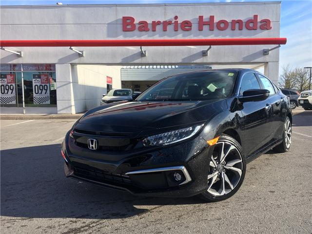 2019 Honda Civic Touring (Stk: 19969) in Barrie - Image 1 of 12